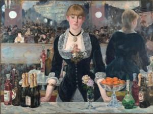 Un Bar aux Folies-Bergere