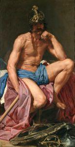Velázquez_-_Dios_Marte_(Museo_del_Prado,_c._1638) (1)